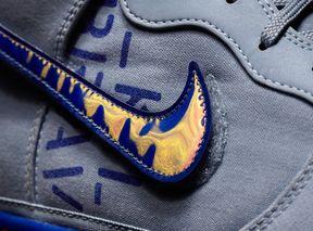release date 7cb00 57309 Nike Dunk High 2012 NBA All-Star Galactic Pack