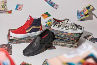 0f22d4333f Vans x Marvel Sneaker Pack  Release Date
