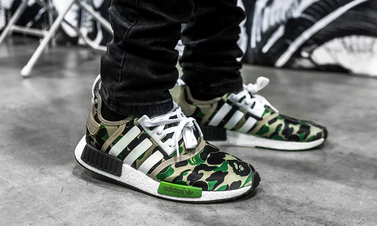 The Best BAPE Sneakers Released in the Last Few Years
