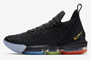 "5623e93be32 Nike Dedicates the New LeBron 16 to His ""I Promise"" School"
