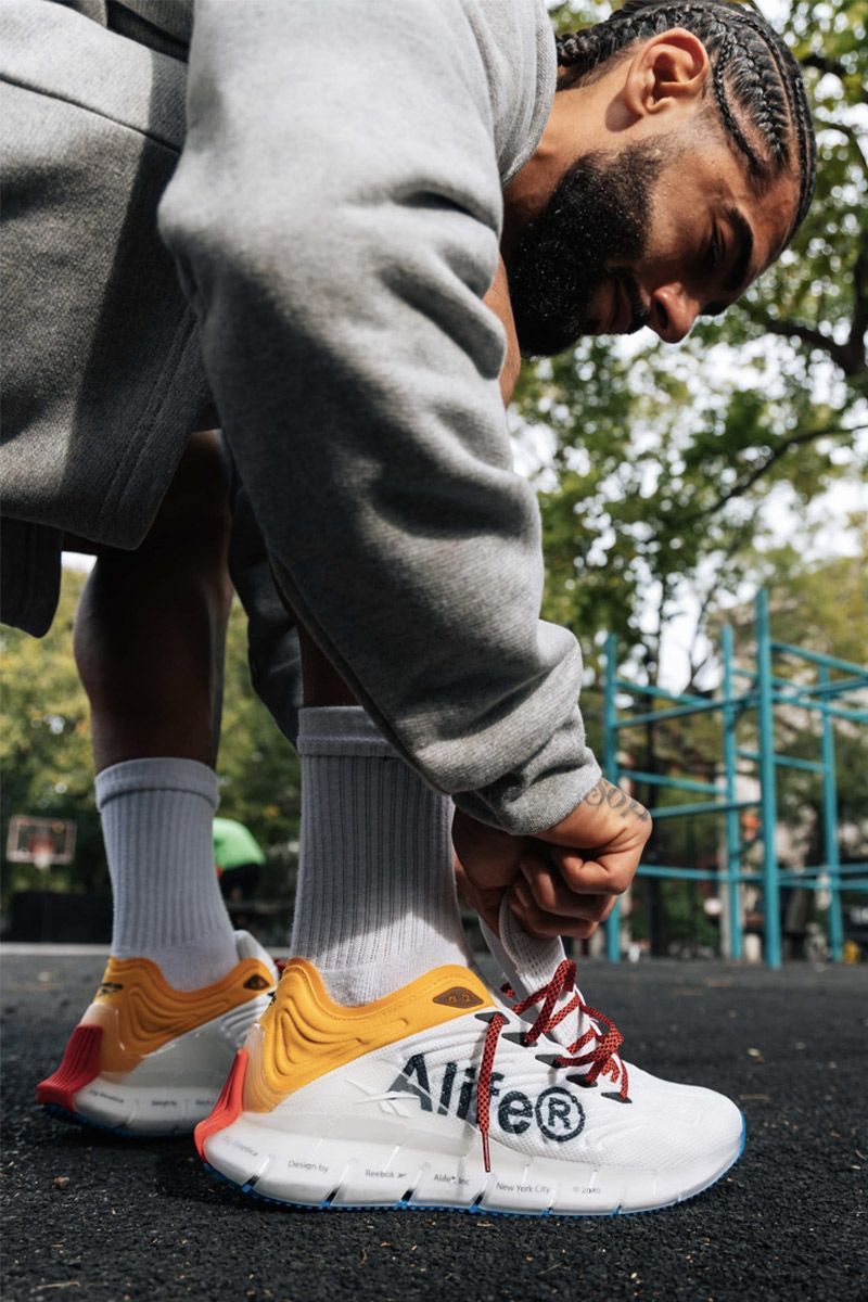 Alife Gives the Reebok Zig Kinetica a Playful Update 3