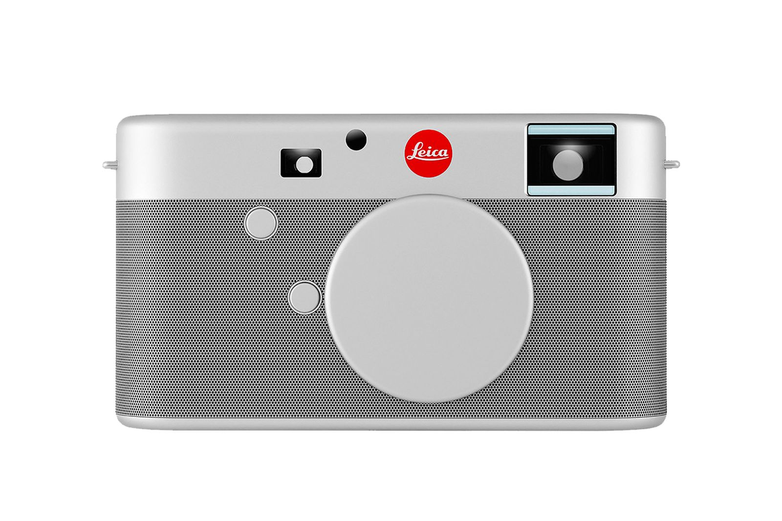 Jony Ive and Marc Newson's custom Leica camera, which sold for $1.8 million at a (Red) charity auction in 2013.