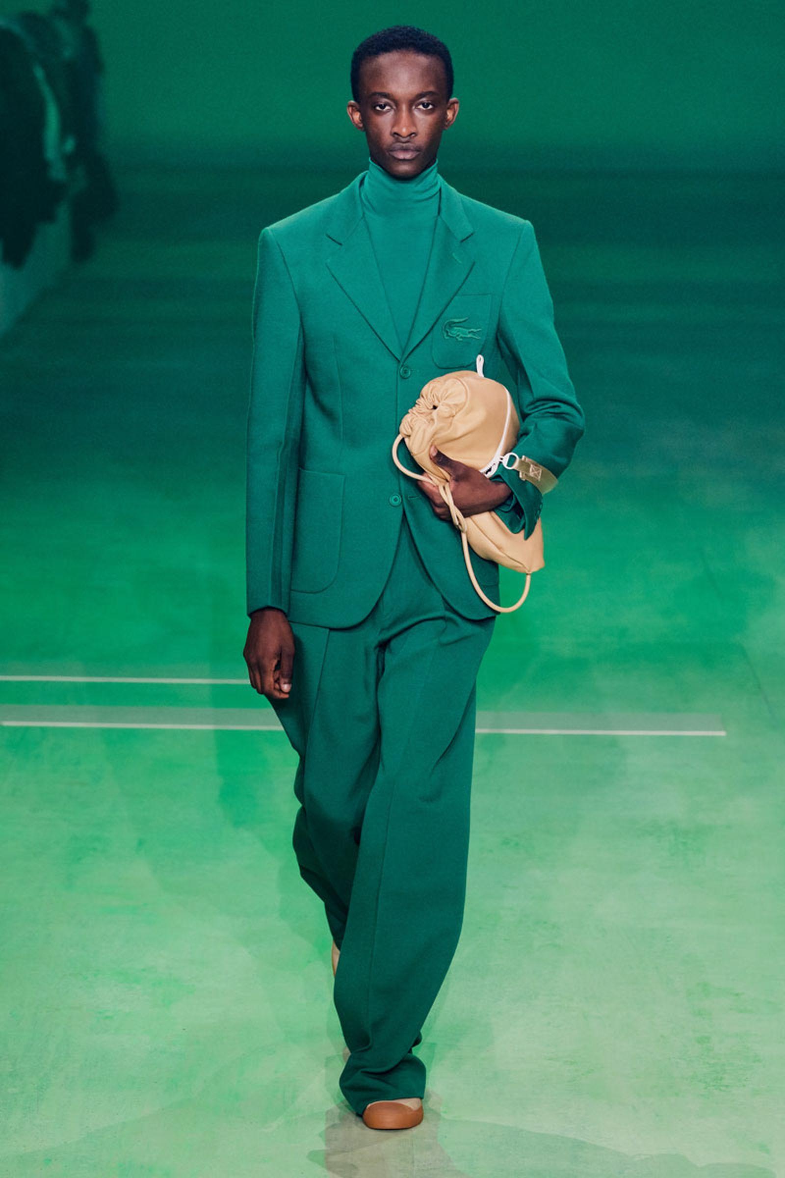 40lascoste fw19 paris fashion week Louise Trotter lacoste runway