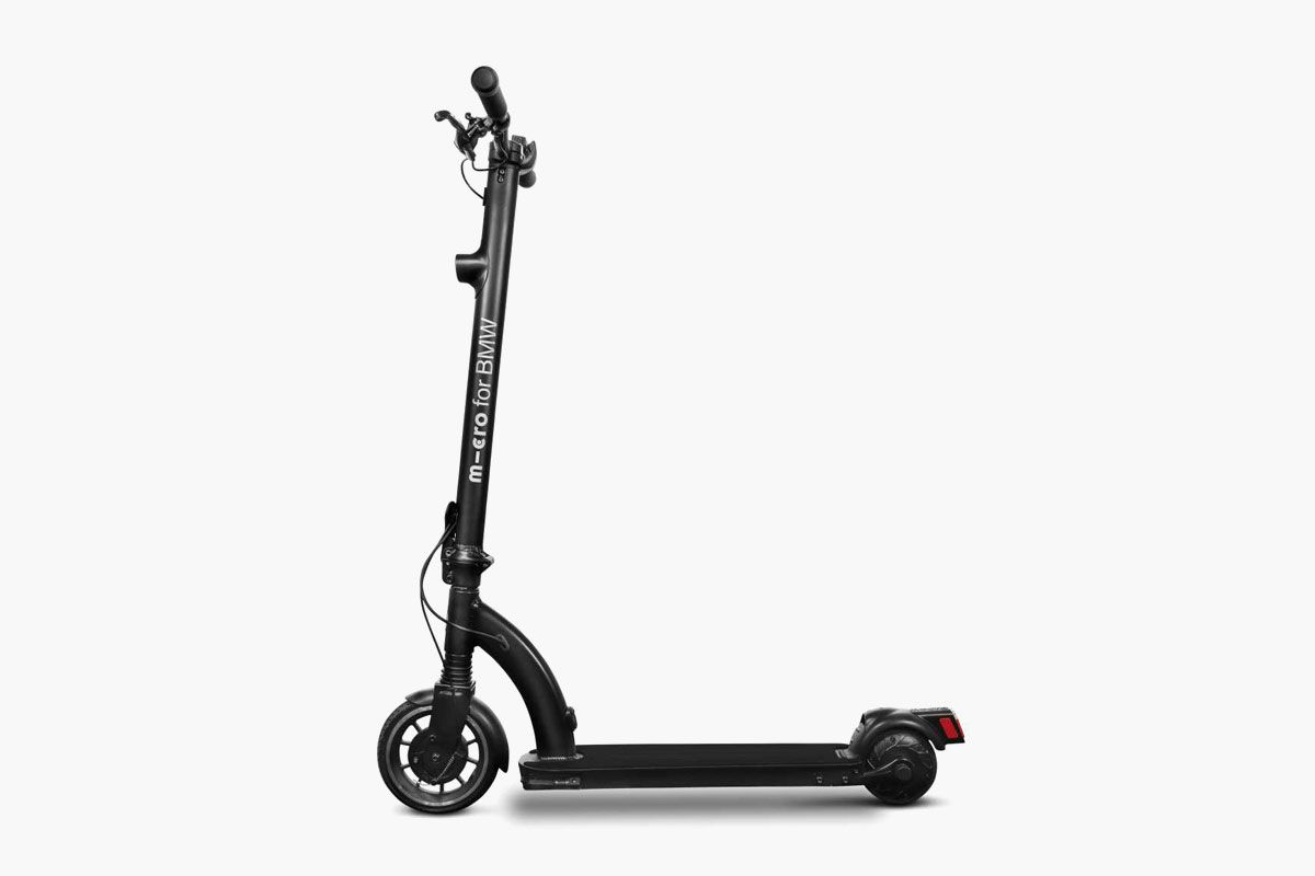 BMW Announces $895 Electric Scooter Releasing This Year