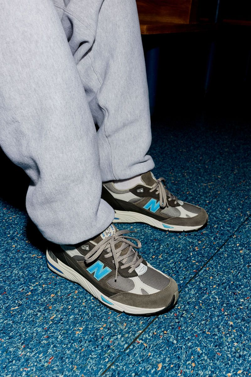 Set Pace With the Run the Boroughs x New Balance 991