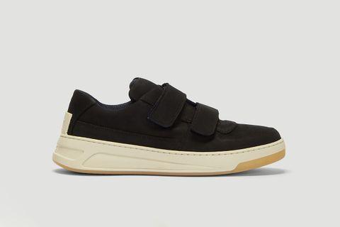 Velcro Nubuk Sneakers