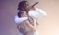 "FKA twigs Performs With A$AP Rocky, Debuts New Music on ""Magdalene"" Tour"