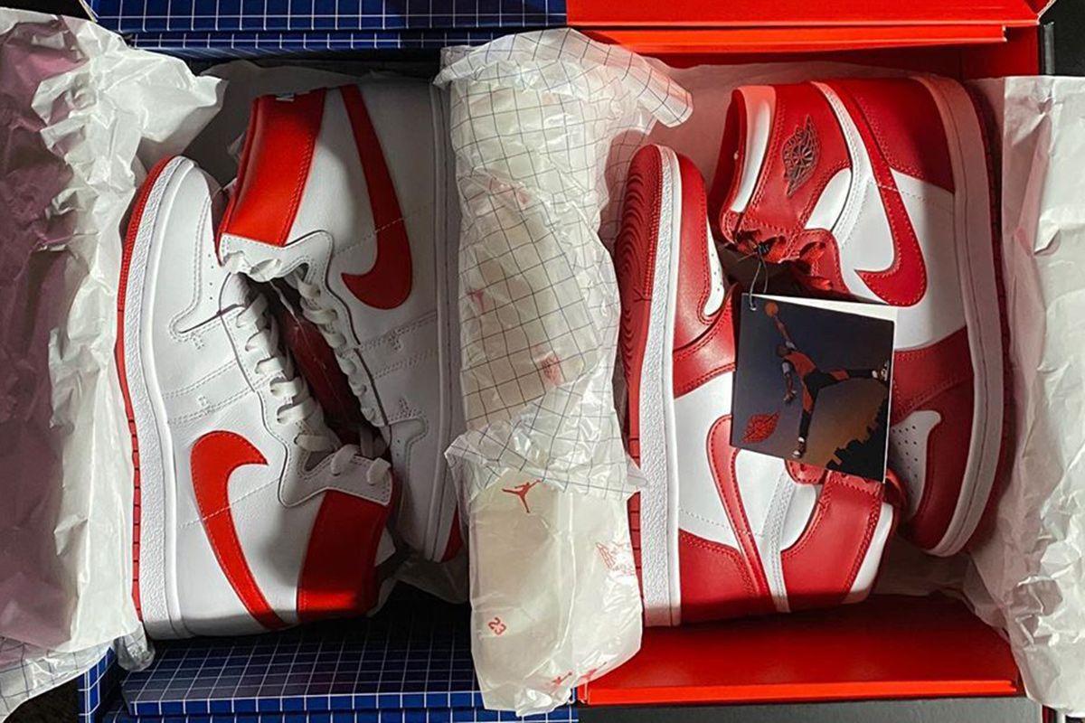 "Nike Could Finally Be Bringing Back Michael Jordan's ""Banned"" Air Ship 1"