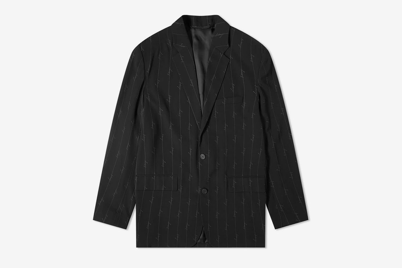 Boxy Blazer Jacket