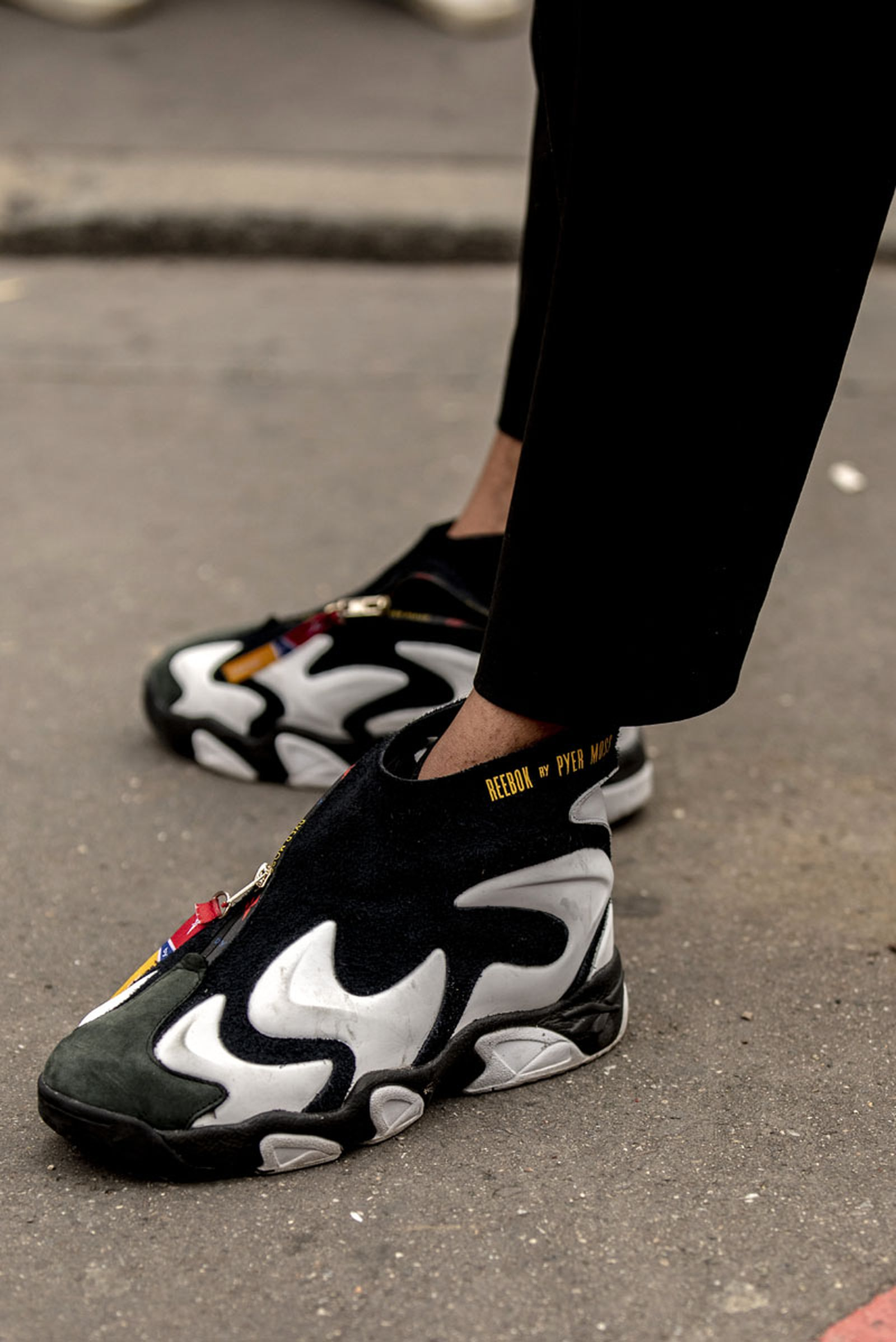 paris fashion week ss20 sneakers 02 Nike comme des garcons li ning