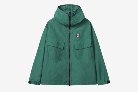 Zip Anorak Coat