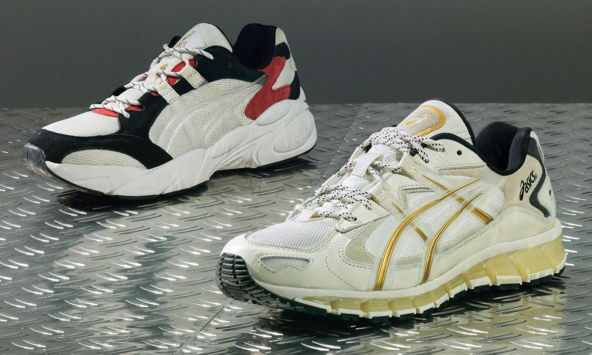 ASICS Drops The GEL KAYANO 5 360 in Fall Ready Colors