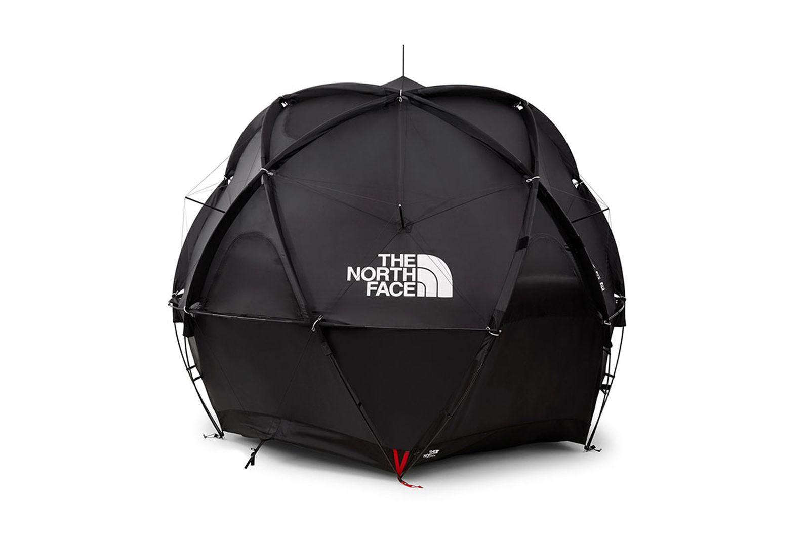 the north face x dover street market geodome tent