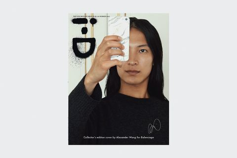 the 35th birthday issue - Alexander Wang