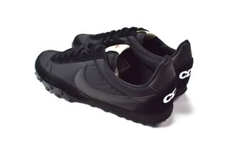aee41dd4f4c5 COMME des GARÇONS  Black Nike Waffle Racer Is Now Available