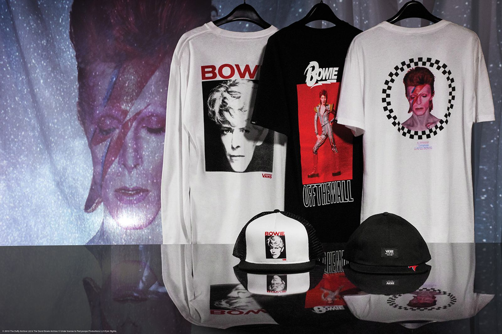 david bowie vans collection release date price official