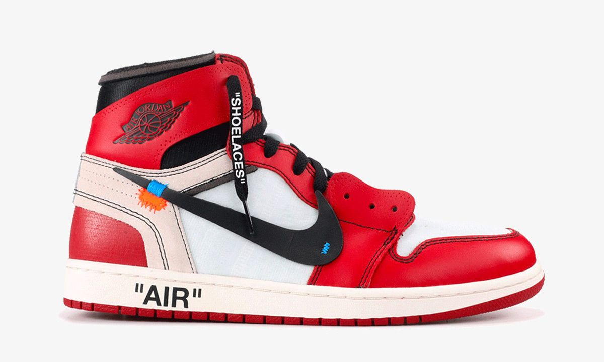 One Block Down Is Restocking Off-White™ & fragment Air Jordans