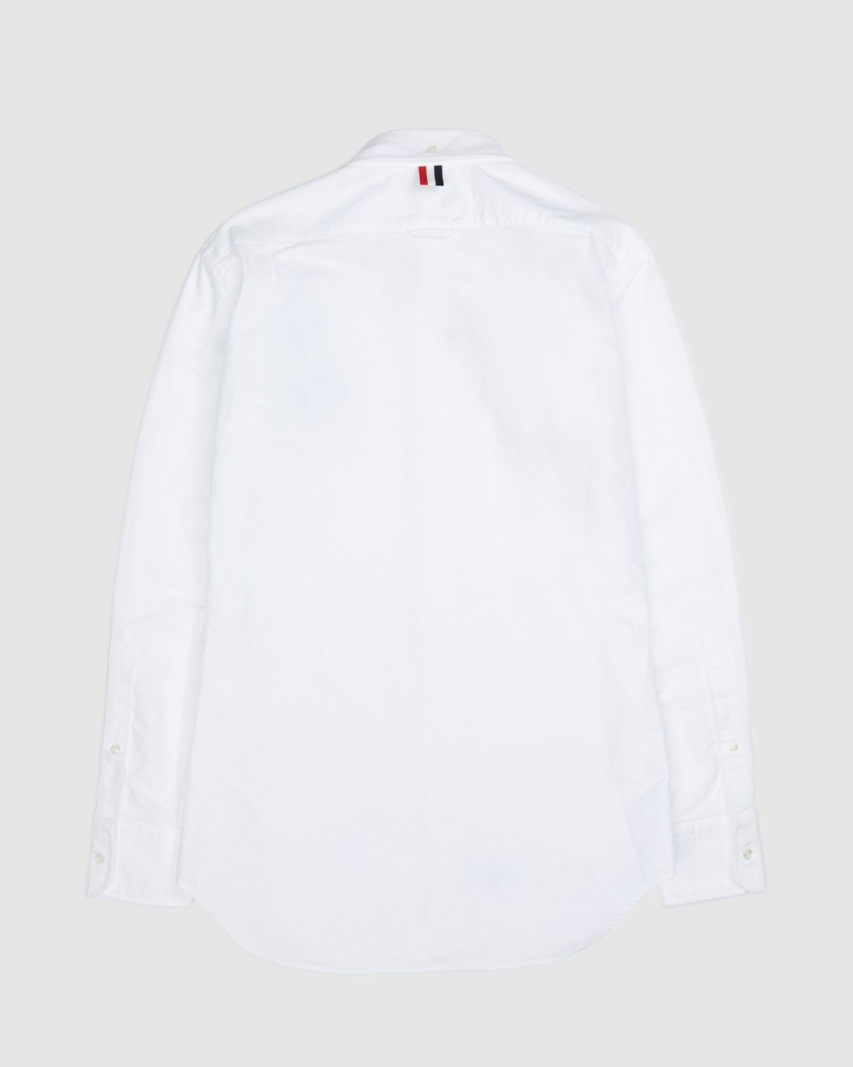 Colette Mon Amour x Thom Browne — White Peace Classic Shirt - Image 2