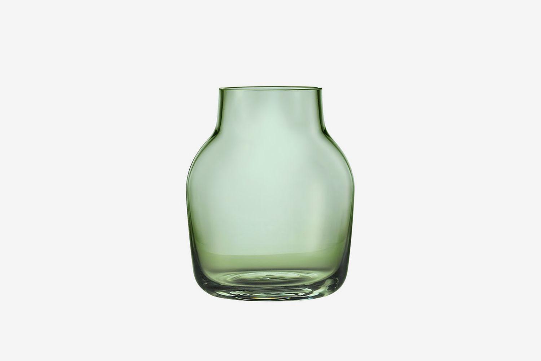 Silent Glass Vase