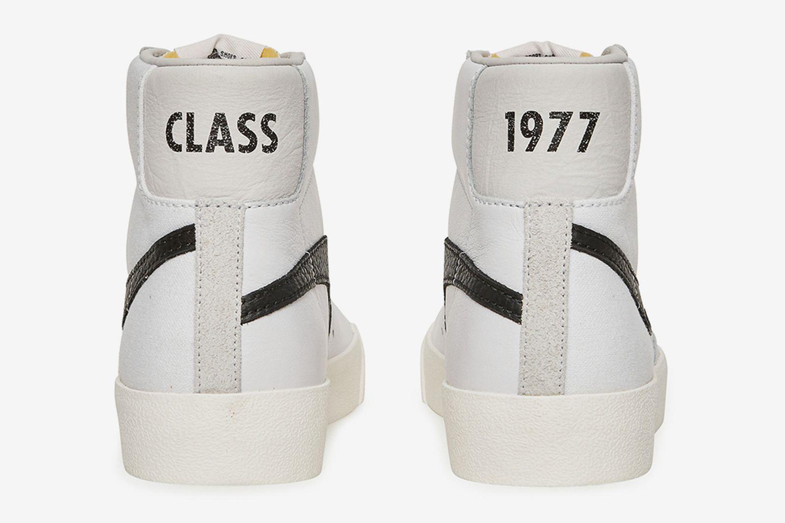 slam jam nike blazer mid class 1977 release date price