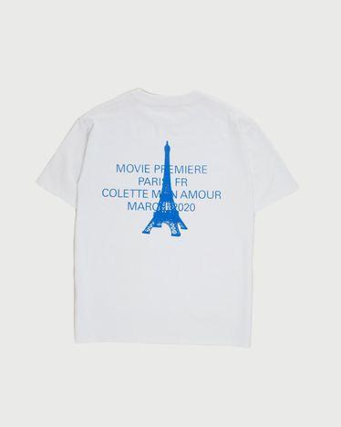 colette Mon Amour - Paris T-Shirt White