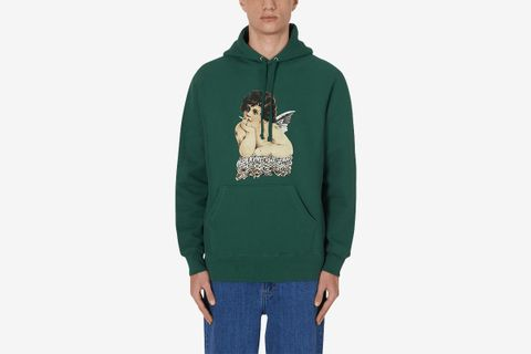 Angel 2 Hooded Sweatshirt