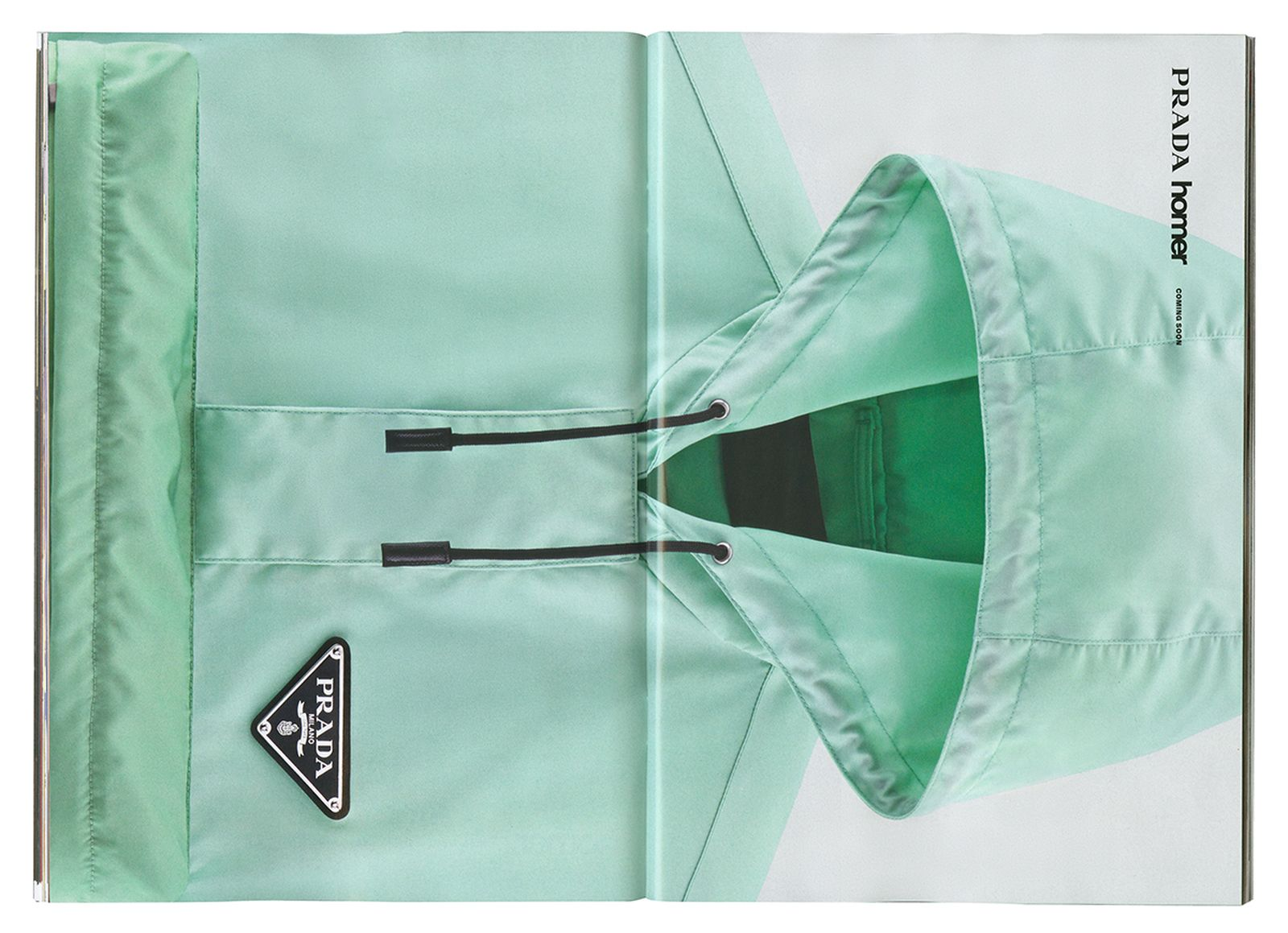 frank ocean prada collaboration collection bag belt jacket anorak