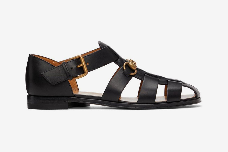 Horsebit Sandals