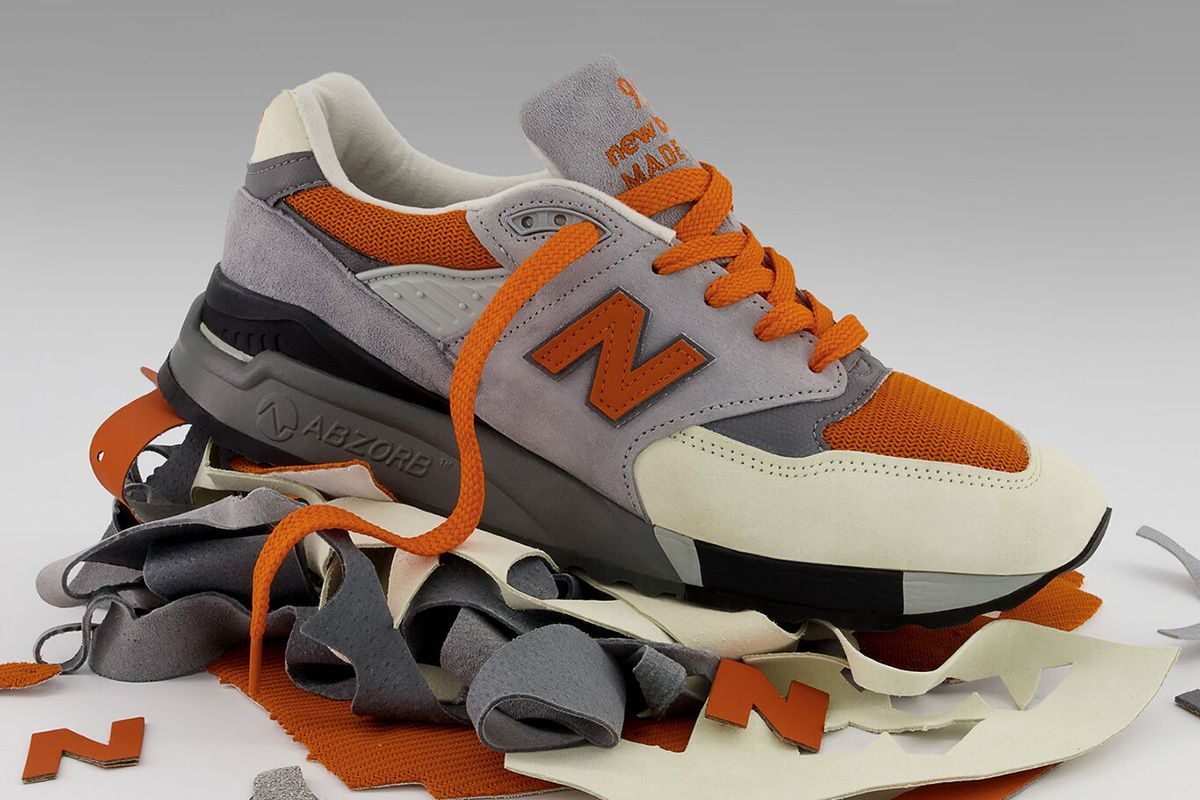 New Balance Is Making One-Off 998s From Scraps & Other Sneaker News Worth a Read 31