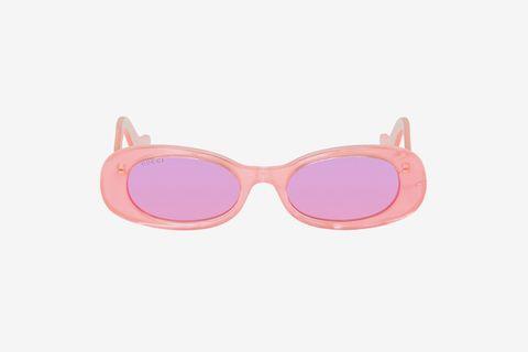 gucci pink shades CDG Ludovic De Saint Sernin SSS World Corp