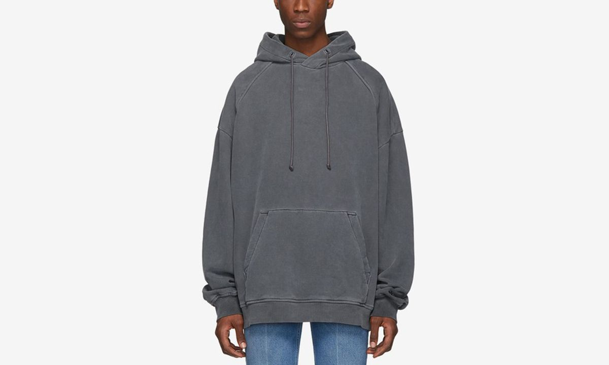 The Grey Hoodie Is the Ultimate Winter Staple