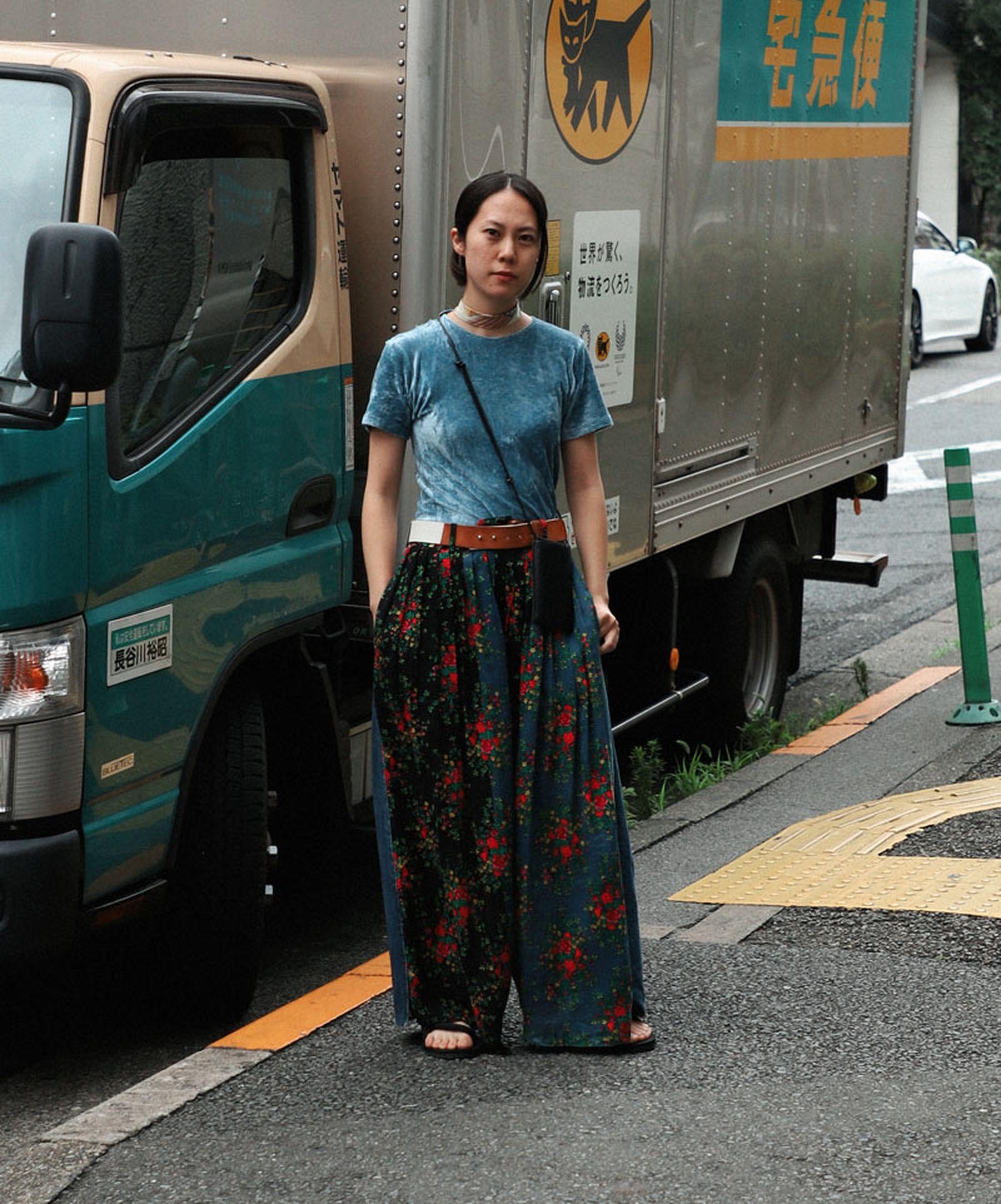 1tokyo street style july