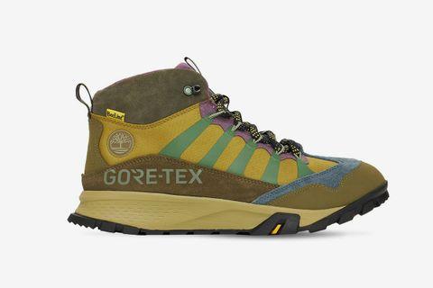 Garrison Trail Mid Hiking Sneakers