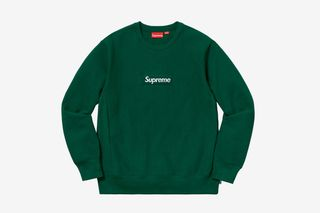 online store 2456e 5b2cc Supreme Brings Back Box Logo Crewneck Sweatshirts for FW18