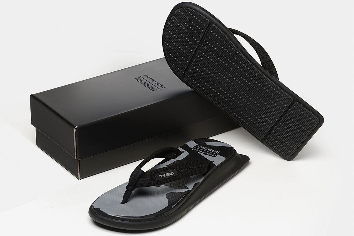 Mastermind x Havaianas' Collab Will Convert You to Flip Flops 21