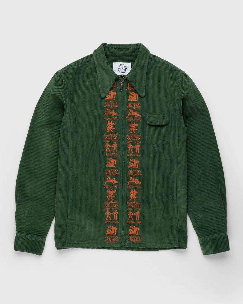 Carne Bollente – Erotic Adventures Jacket Green