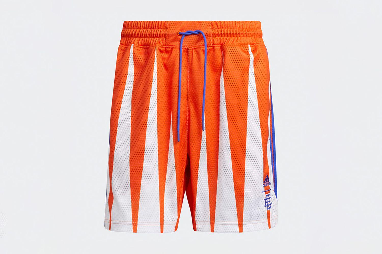 Eric Emanuel Hoops Shorts