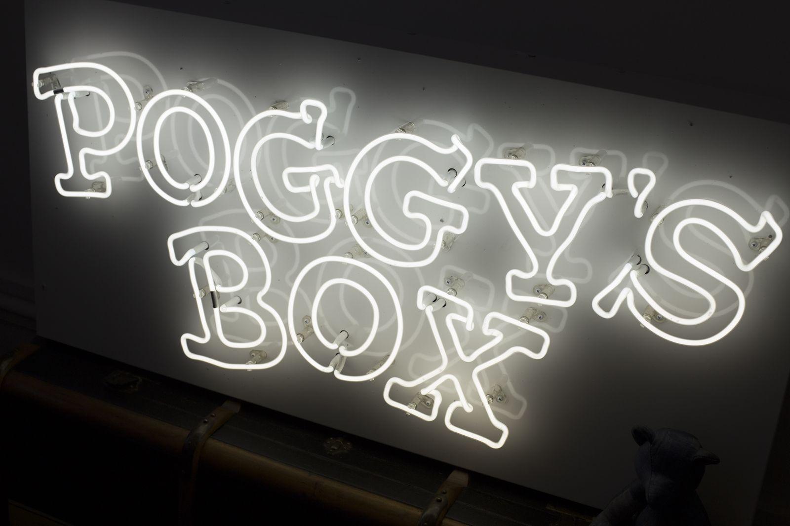poggys box collaborations POGGYTHEMAN pfw19
