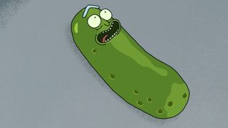 rick and morty pickle rick outtakes Justin Roiland