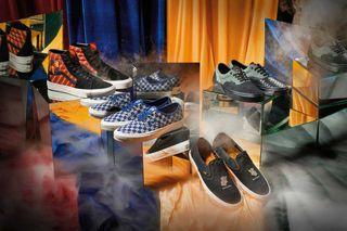 Harry Potter x Vans Sneakers: Release Date, Pricing & More Info