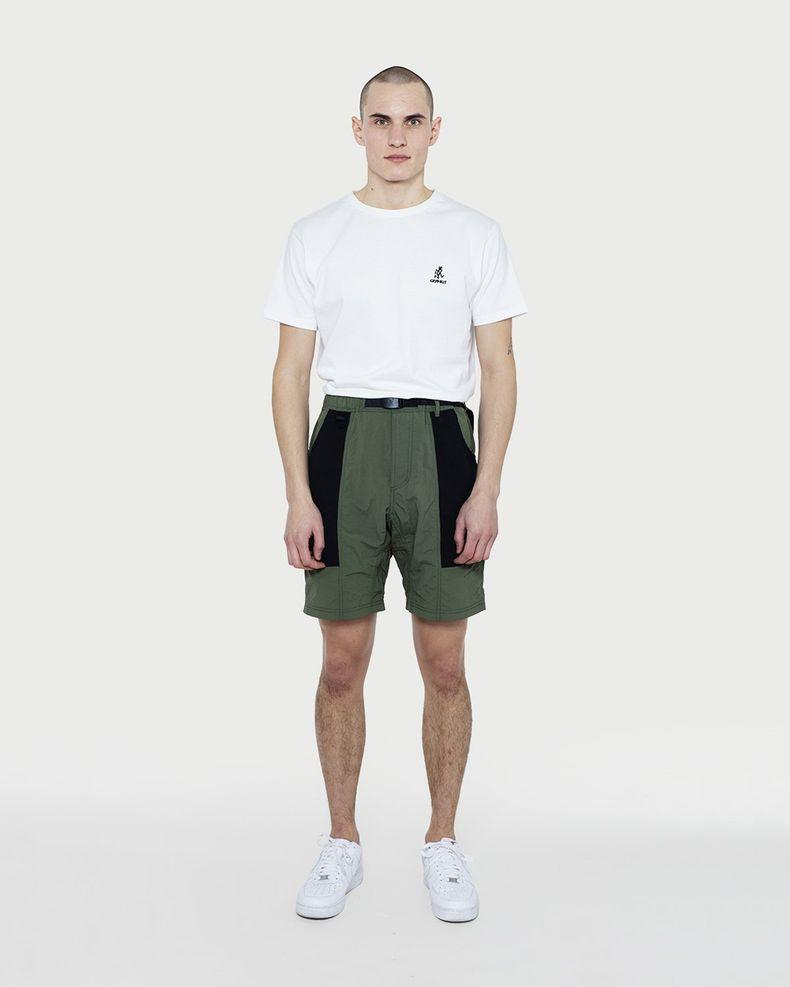Gramicci — Shell Gear Shorts Olive/Black