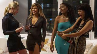 hustlers critics review Cardi B Lizzo STXFILMS