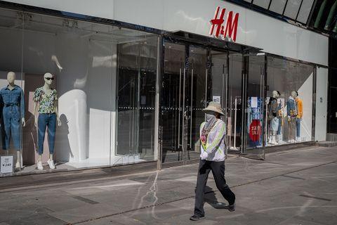 H&M store Beijing