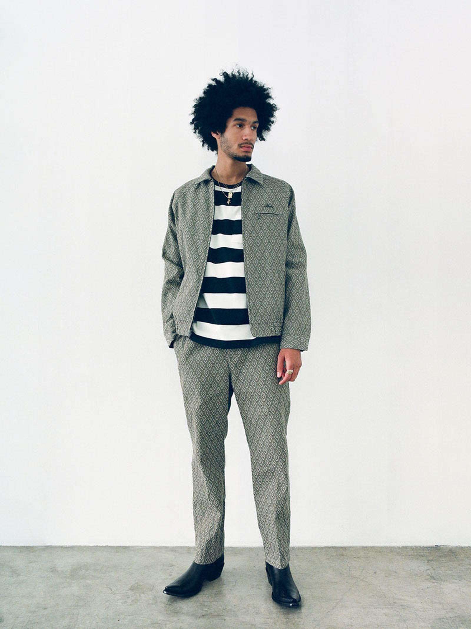 Stussy SP20 Lookbook - D1 Mens - 9