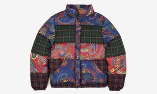 Billionaire Boys Club's Paisley Check Down Jacket Is Hard AF