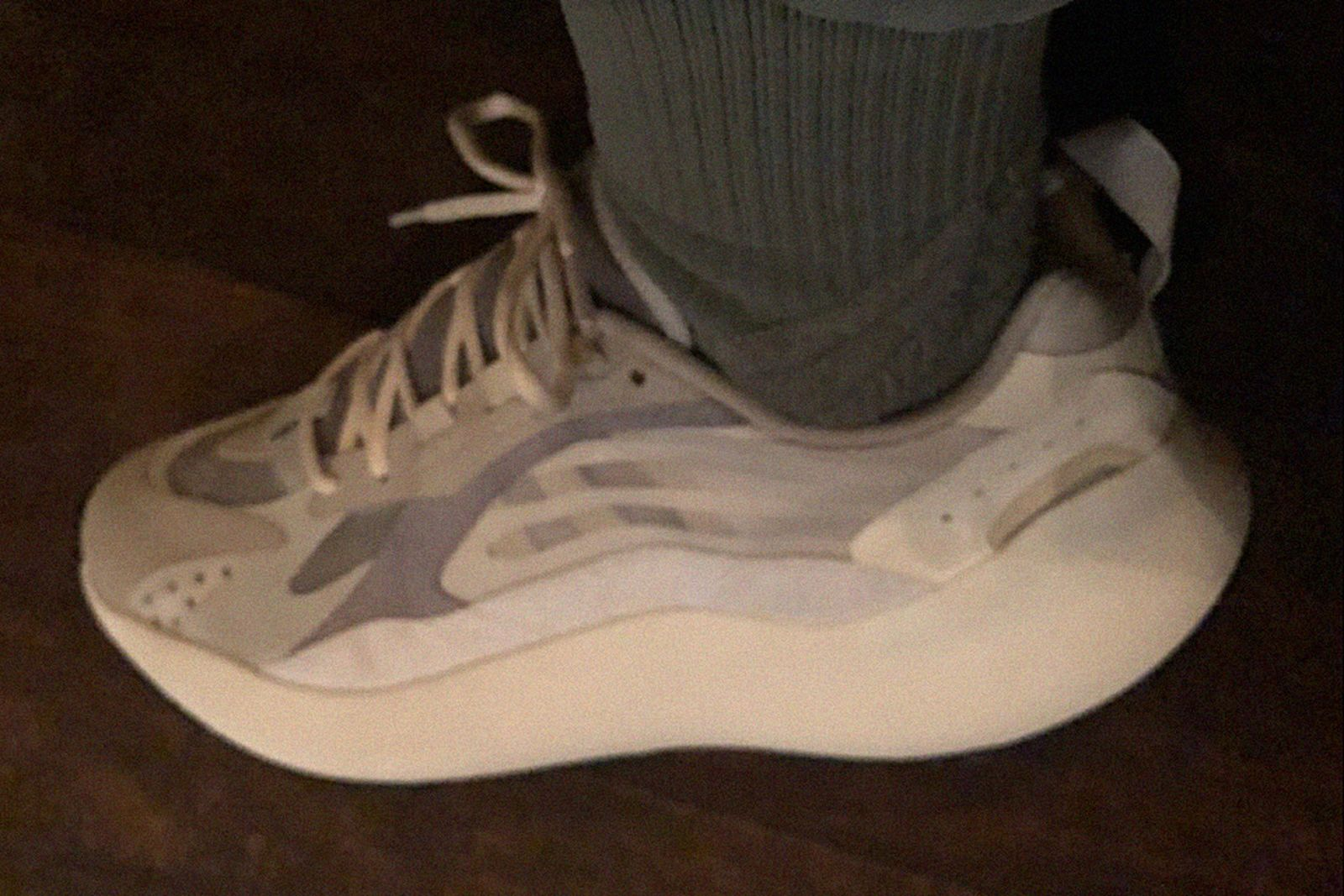 kanye west yeezy boost 700 v3 first look Adidas