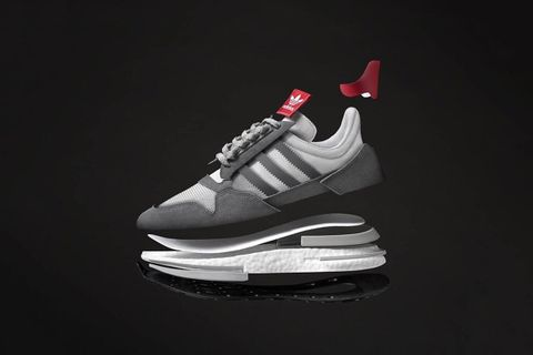 c5228b6d834ec adidas Unveils Its New   Improved ZX500 RM
