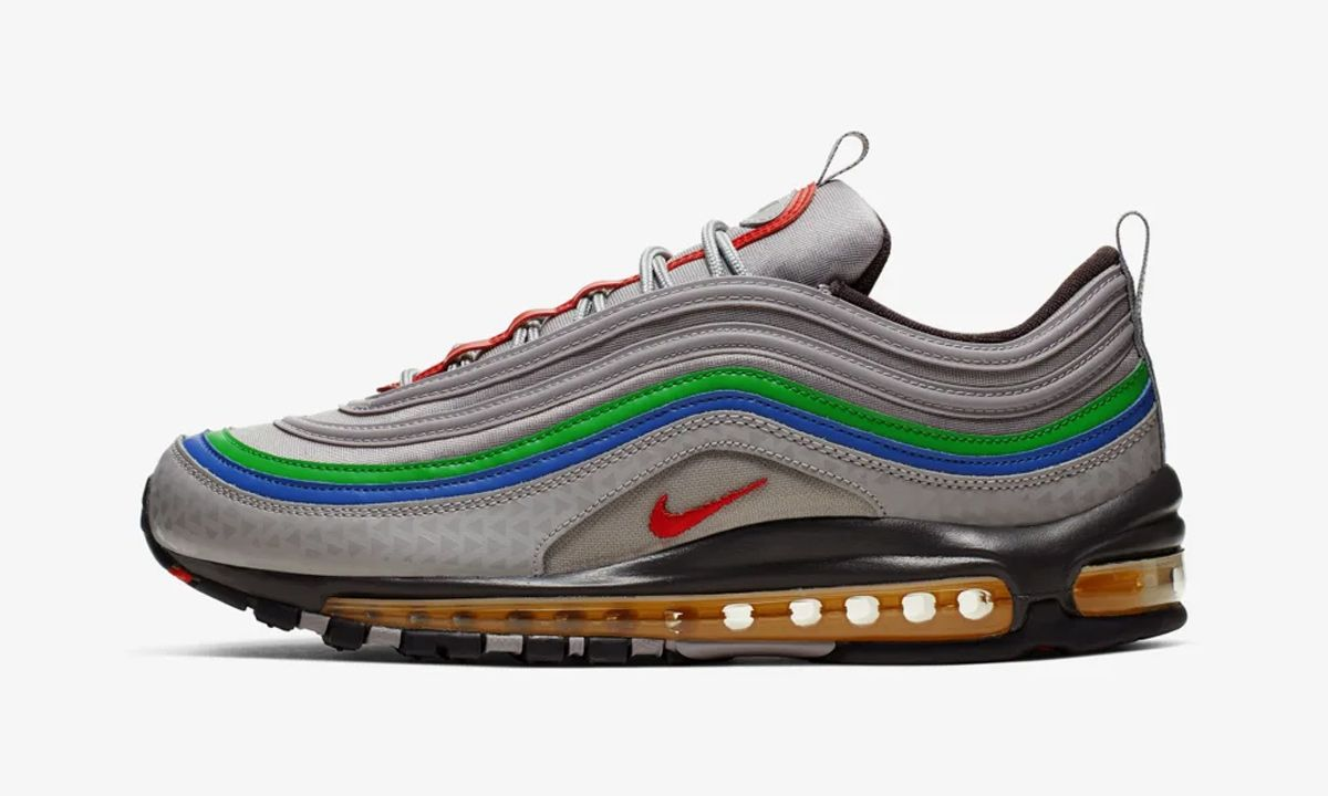 "contrabando Haiku carrete  Nike Air Max 97 ""Nintendo 64"": When & Where to Buy Today"