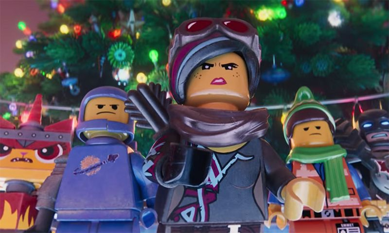 The Lego Movie 2 The Second Part Emmet S Holiday Party Trailer