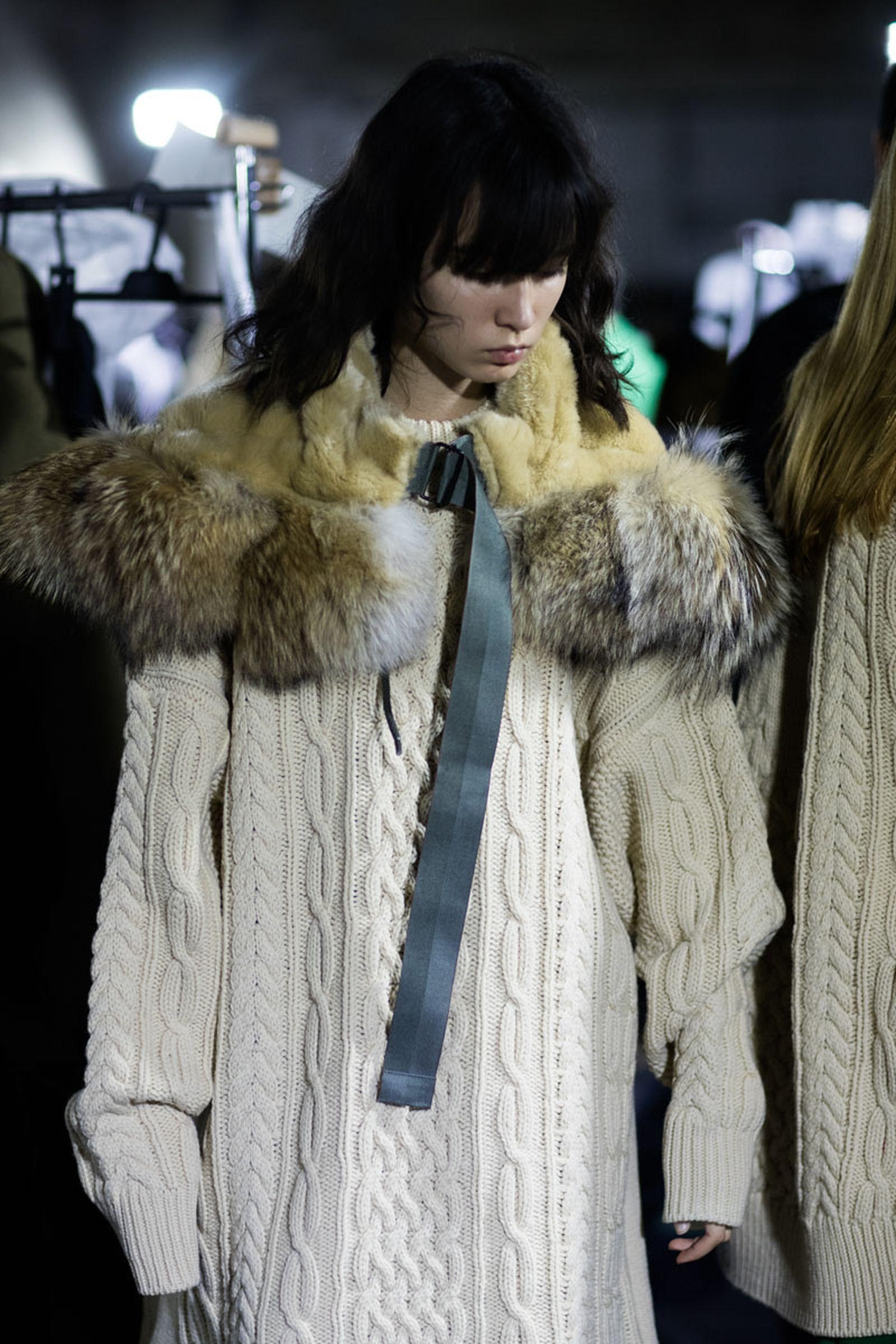 17HYKE The North Face FW19 Tokyo Fashion Week